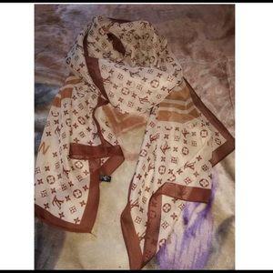 Louis Vuitton Accessories - LV silk scarf